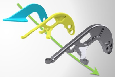 autodesk inventor, generative design, optimizacija oblik